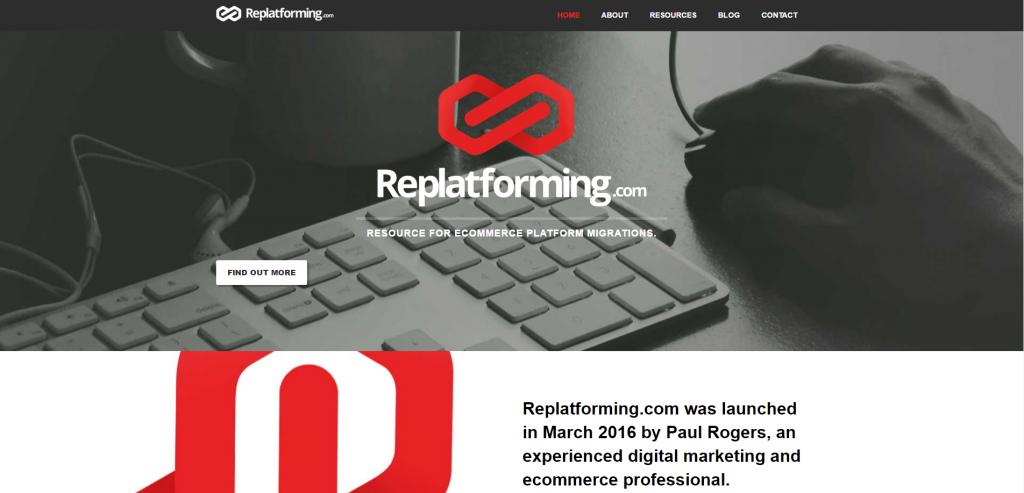 replatforming