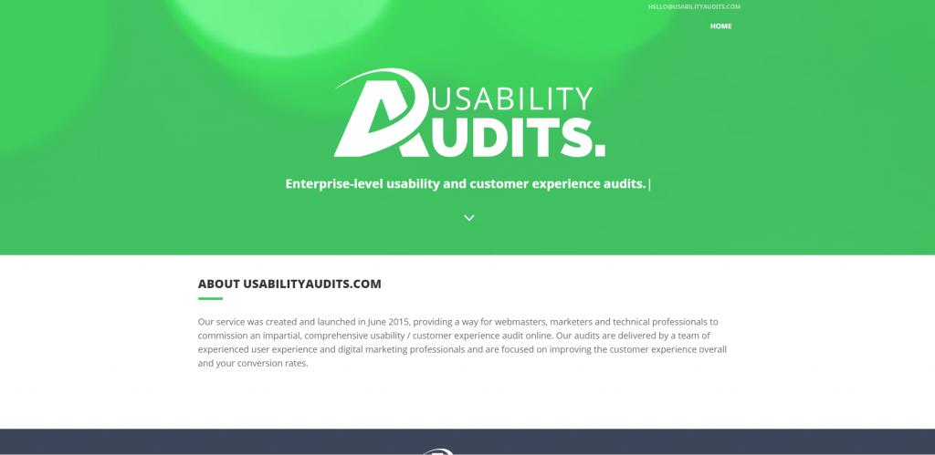 usability-audits